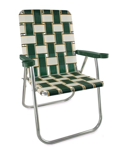 Lawn chairs made in the usa folding aluminum webbed lawn chairs